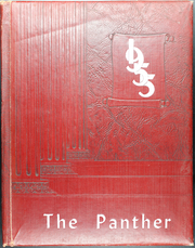 1955 Edition, Bertram High School - Panther Yearbook (Bertram, TX)