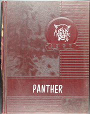1957 Edition, Bertram High School - Panther Yearbook (Bertram, TX)