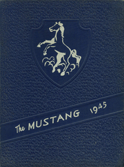 1945 Edition, Mozelle High School - Mustang Yearbook (Coleman, TX)