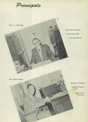 Page 11, 1956 Edition, Orchard High School - Badger Yearbook (Orchard, TX) online yearbook collection