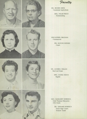 Page 12, 1956 Edition, Orchard High School - Badger Yearbook (Orchard, TX) online yearbook collection