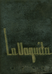 1946 Edition, West Texas High School - La Vaquita Yearbook (Canyon, TX)