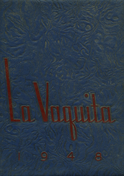 1948 Edition, West Texas High School - La Vaquita Yearbook (Canyon, TX)