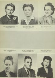 Page 12, 1948 Edition, West Texas High School - La Vaquita Yearbook (Canyon, TX) online yearbook collection