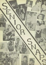 Page 14, 1948 Edition, West Texas High School - La Vaquita Yearbook (Canyon, TX) online yearbook collection
