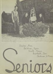 Page 15, 1948 Edition, West Texas High School - La Vaquita Yearbook (Canyon, TX) online yearbook collection