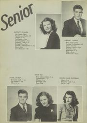 Page 16, 1948 Edition, West Texas High School - La Vaquita Yearbook (Canyon, TX) online yearbook collection