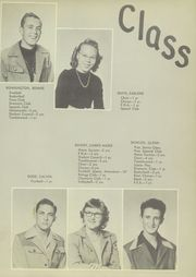 Page 17, 1948 Edition, West Texas High School - La Vaquita Yearbook (Canyon, TX) online yearbook collection