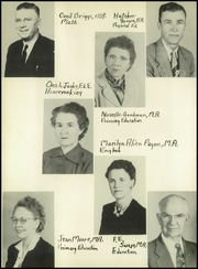Page 10, 1950 Edition, West Texas High School - La Vaquita Yearbook (Canyon, TX) online yearbook collection