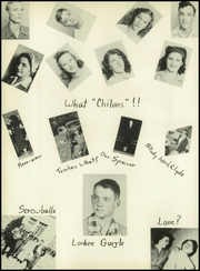 Page 12, 1950 Edition, West Texas High School - La Vaquita Yearbook (Canyon, TX) online yearbook collection