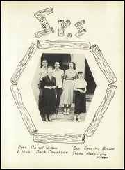 Page 13, 1950 Edition, West Texas High School - La Vaquita Yearbook (Canyon, TX) online yearbook collection