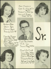 Page 14, 1950 Edition, West Texas High School - La Vaquita Yearbook (Canyon, TX) online yearbook collection