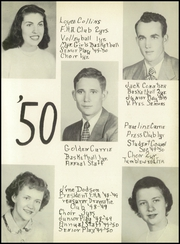 Page 15, 1950 Edition, West Texas High School - La Vaquita Yearbook (Canyon, TX) online yearbook collection