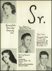Page 16, 1950 Edition, West Texas High School - La Vaquita Yearbook (Canyon, TX) online yearbook collection