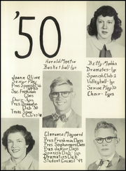 Page 17, 1950 Edition, West Texas High School - La Vaquita Yearbook (Canyon, TX) online yearbook collection