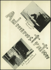 Page 6, 1950 Edition, West Texas High School - La Vaquita Yearbook (Canyon, TX) online yearbook collection