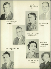 Page 8, 1950 Edition, West Texas High School - La Vaquita Yearbook (Canyon, TX) online yearbook collection