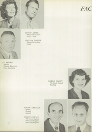 Page 16, 1953 Edition, Northside High School - Horn Yearbook (San Antonio, TX) online yearbook collection