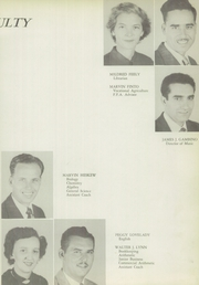 Page 17, 1953 Edition, Northside High School - Horn Yearbook (San Antonio, TX) online yearbook collection