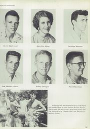 Northside High School - Horn Yearbook (San Antonio, TX) online yearbook collection, 1956 Edition, Page 37