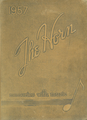 Northside High School - Horn Yearbook (San Antonio, TX) online yearbook collection, 1957 Edition, Page 1