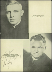 Page 12, 1951 Edition, St Edward Academy - Edwardia Yearbook (Dallas, TX) online yearbook collection