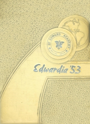1953 Edition, St Edward Academy - Edwardia Yearbook (Dallas, TX)