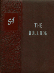 1954 Edition, Melvin High School - Bulldog Yearbook (Melvin, TX)