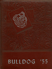 1955 Edition, Melvin High School - Bulldog Yearbook (Melvin, TX)