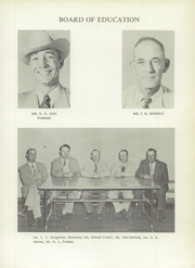 Page 9, 1956 Edition, Melvin High School - Bulldog Yearbook (Melvin, TX) online yearbook collection