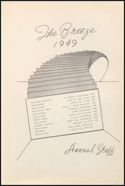 Page 13, 1949 Edition, Windom High School - Breeze Yearbook (Windom, TX) online yearbook collection