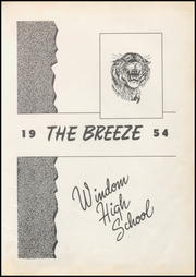 Page 5, 1954 Edition, Windom High School - Breeze Yearbook (Windom, TX) online yearbook collection