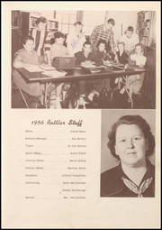 Page 13, 1956 Edition, Ladonia High School - Rattler Yearbook (Ladonia, TX) online yearbook collection