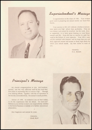Page 17, 1956 Edition, Ladonia High School - Rattler Yearbook (Ladonia, TX) online yearbook collection
