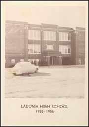 Page 9, 1956 Edition, Ladonia High School - Rattler Yearbook (Ladonia, TX) online yearbook collection