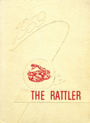 Page 1, 1959 Edition, Ladonia High School - Rattler Yearbook (Ladonia, TX) online yearbook collection