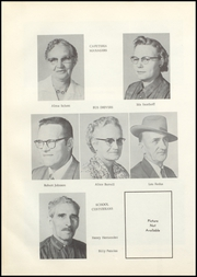 Page 12, 1958 Edition, Castroville High School - Lair Yearbook (Castroville, TX) online yearbook collection