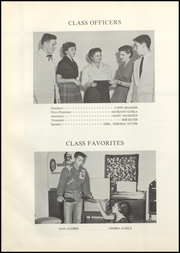 Page 14, 1958 Edition, Castroville High School - Lair Yearbook (Castroville, TX) online yearbook collection