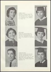 Page 16, 1958 Edition, Castroville High School - Lair Yearbook (Castroville, TX) online yearbook collection