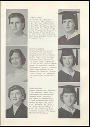Page 17, 1958 Edition, Castroville High School - Lair Yearbook (Castroville, TX) online yearbook collection