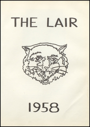 Page 5, 1958 Edition, Castroville High School - Lair Yearbook (Castroville, TX) online yearbook collection