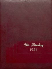 Page 1, 1951 Edition, Gober High School - Plowboy Yearbook (Gober, TX) online yearbook collection