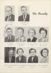 Page 11, 1951 Edition, Gober High School - Plowboy Yearbook (Gober, TX) online yearbook collection