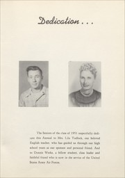 Page 15, 1951 Edition, Gober High School - Plowboy Yearbook (Gober, TX) online yearbook collection