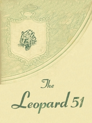 1951 Edition, Fort Hood High School - Leopard Yearbook (Fort Hood, TX)