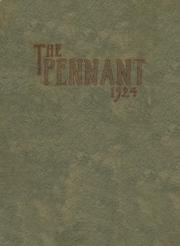 1924 Edition, Houston Heights High School - Pennant Yearbook (Houston, TX)
