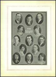 Page 10, 1925 Edition, Houston Heights High School - Pennant Yearbook (Houston, TX) online yearbook collection