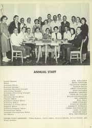 Page 11, 1956 Edition, Tuscola High School - Jungle Yearbook (Tuscola, TX) online yearbook collection