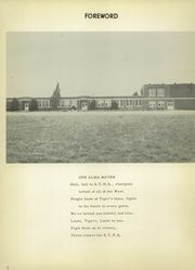 Page 6, 1956 Edition, Tuscola High School - Jungle Yearbook (Tuscola, TX) online yearbook collection