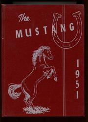 Page 1, 1951 Edition, Sharp High School - Mustang Yearbook (Sharp, TX) online yearbook collection